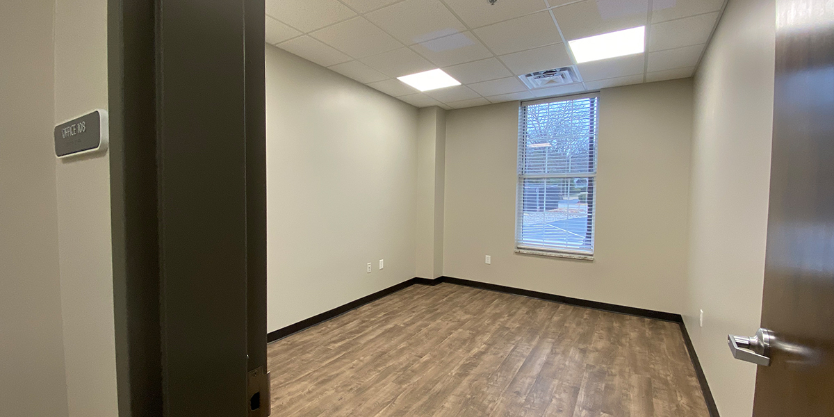 Faculty office space
