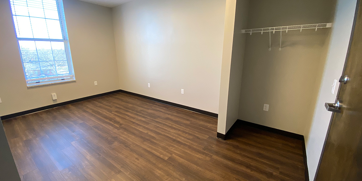 Bedroom in Normal Hall