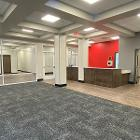 View Lobby and front desk area in Normal Hall Larger