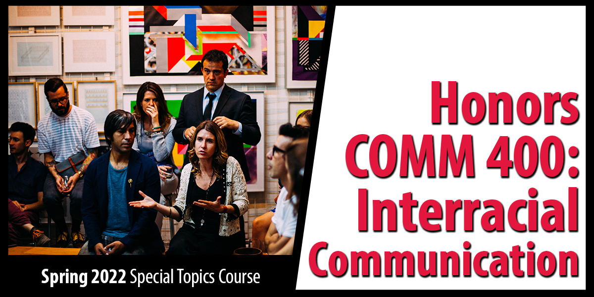 MHC Special Topic - Interracial Communication