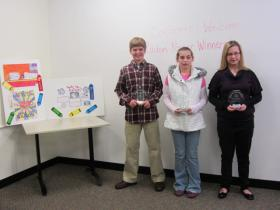 2011 Kentucky Radon Poster Contest Winners