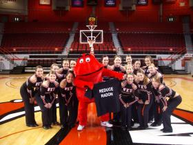 RadonTee with Big Red and the Topperettes