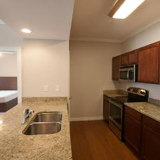 Two Bedroom Unit: Kitchen