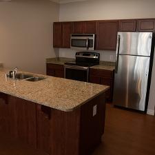 View WKU Apartments at 1355 Kentucky Street Kitchen Larger