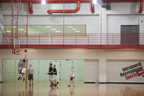 Diddle Arena Practice Gym
