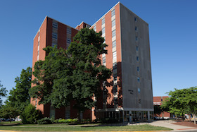 Picture of Minton Residence Hall