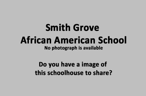 Smiths Grove African American School educated 52 students in 1920. Teachers in 1919 and 1920 included: Carrie Baily (1919) and Cora Tribble (1920). Do you know the location of this school or have an image to share?