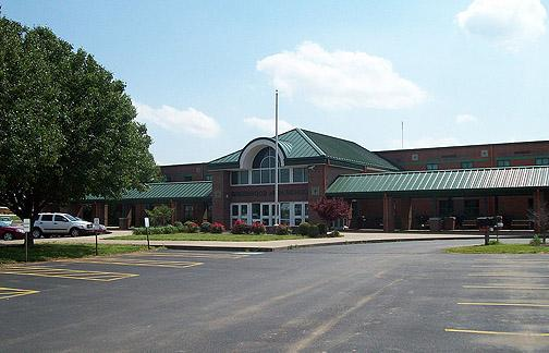 Warren County Schools broke ground for Greenwood High School in 1989. The school, south of Bowling Green, was dedicated on October 21, 1990. Warren Central served all students living south of the Barren River until Greenwood opened its doors.