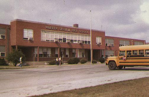 In 1968 Alvaton High School consolidated with Warren County to form Warren Central High School. All students living south of the Barren River attended Warren Central. With the opening of Warren East High School the following year, two high schools served the students in the county school system. (from Warren Central High School Dragon yearbook, 1982)