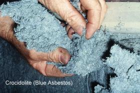 Sample of Asbestos