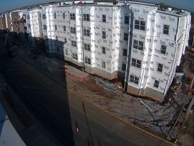Kentucky Street Apartments Beginning