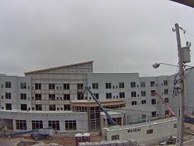 Hyatt Hotel Beginning