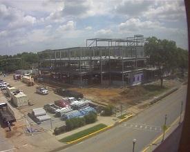 Gary Ransdell Building Beginning
