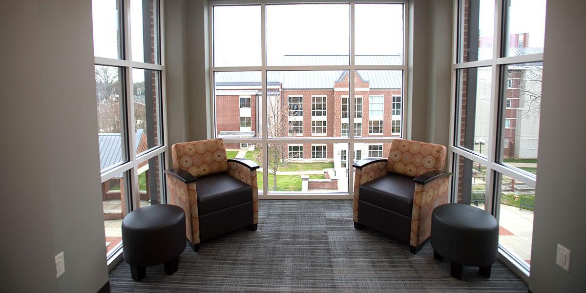 Third Floor Community Area