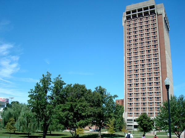 Pearce Ford Tower