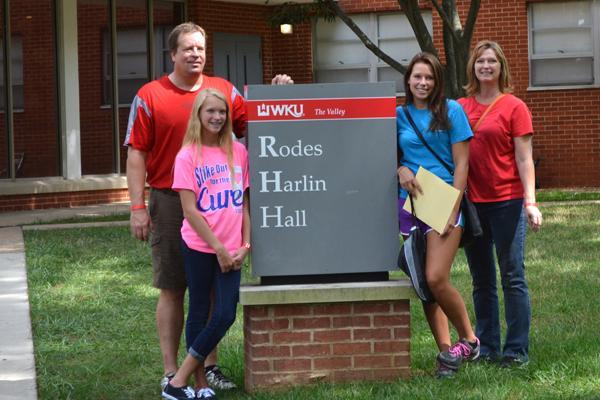Rodes Harlin Hall
