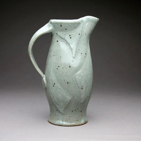 ceramic, pitcher