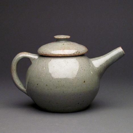 ceramic, teapot
