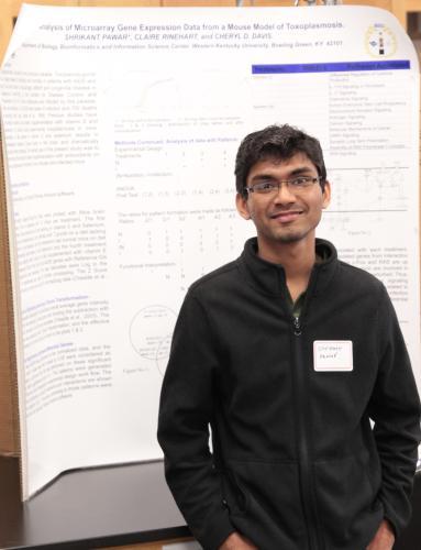 student, Shrikant Pawar