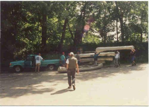 Canoe Takeout