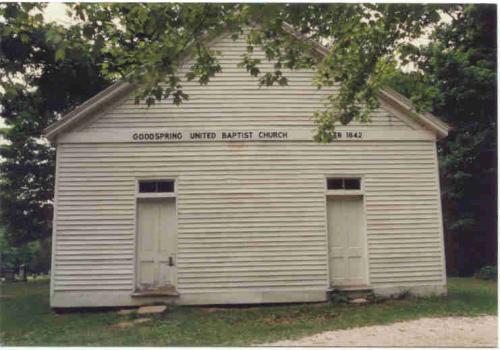 Goodspring Church