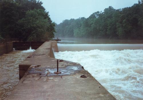 Lock and Dam
