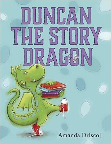 Duncan The Story Dragon Book Cover
