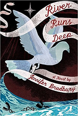 Jennifer Bradbury Book Cover