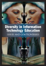 Book cover of Diversity in Information Technology Education : Issues and Controversies