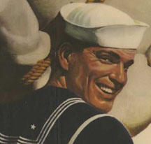 World War II sailor