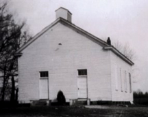 Rural church building