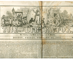 The Liberator, anti-slavery newspaper