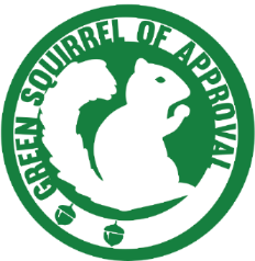 doubleacorngreen squirrel