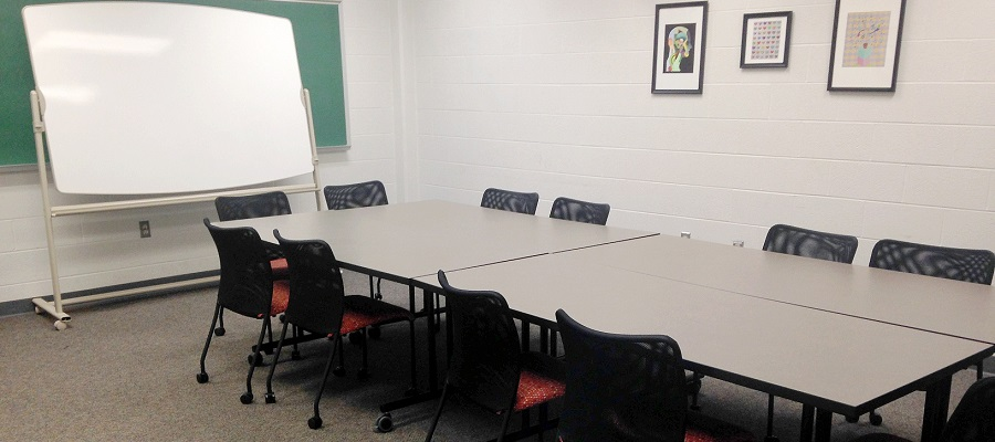 Group Study Room in WKU Library