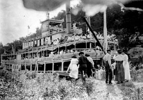 1907 Steamboat Excursion