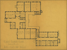 Recitation Hall Plan