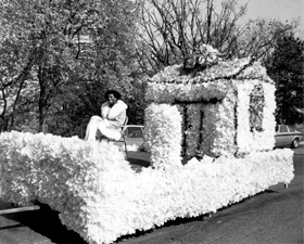 WKU Homecoming Float