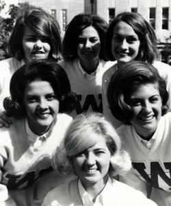 WKU Archives - Bibliography - Cheerleaders