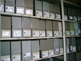 WKU Archives Stacks