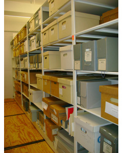 Unprocessed Records in WKU Archives