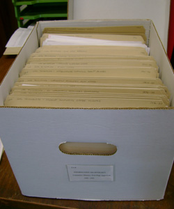 Processed Records in WKU Archives