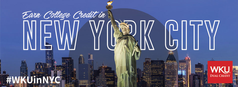 Earn College Credit in New York City