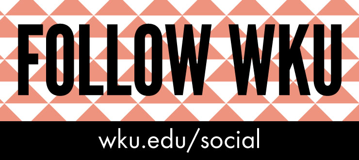 Follow WKU News for up to date news and information
