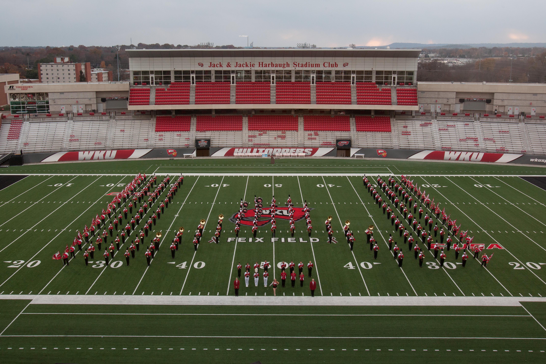 Marching Band | Western Kentucky University