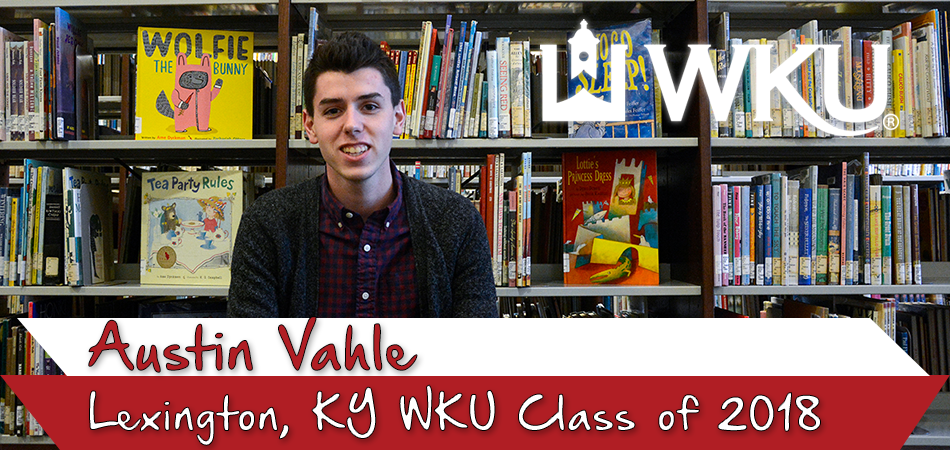 Austin Vahle Class of 2018