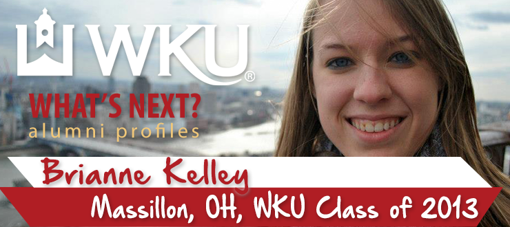 What's Next? Alumni Profile: Brianne Kelley