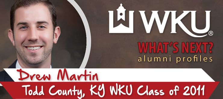 What's Next? Alumni Profile: Drew Martin