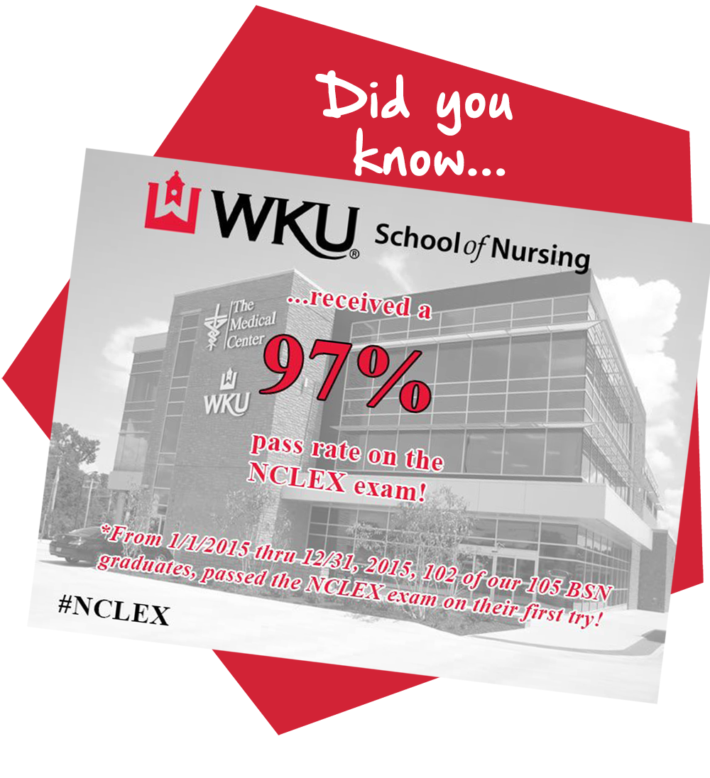 Learn more about WKU's nursing program