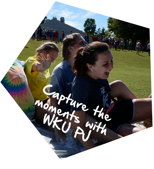 Capture the moments with WKU Photojournalism