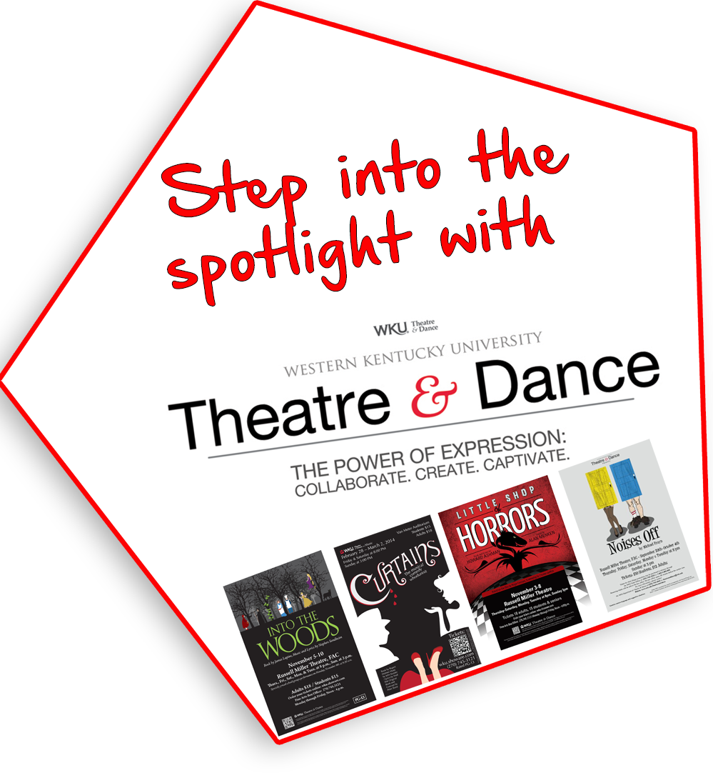 Learn more about WKU Theatre and Dance